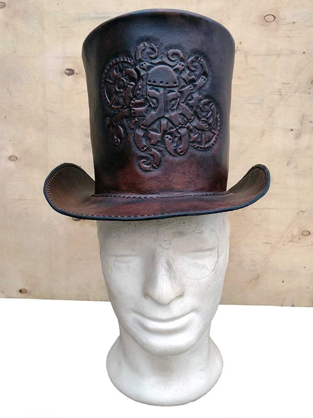 steampunk octopus top hat another way of life