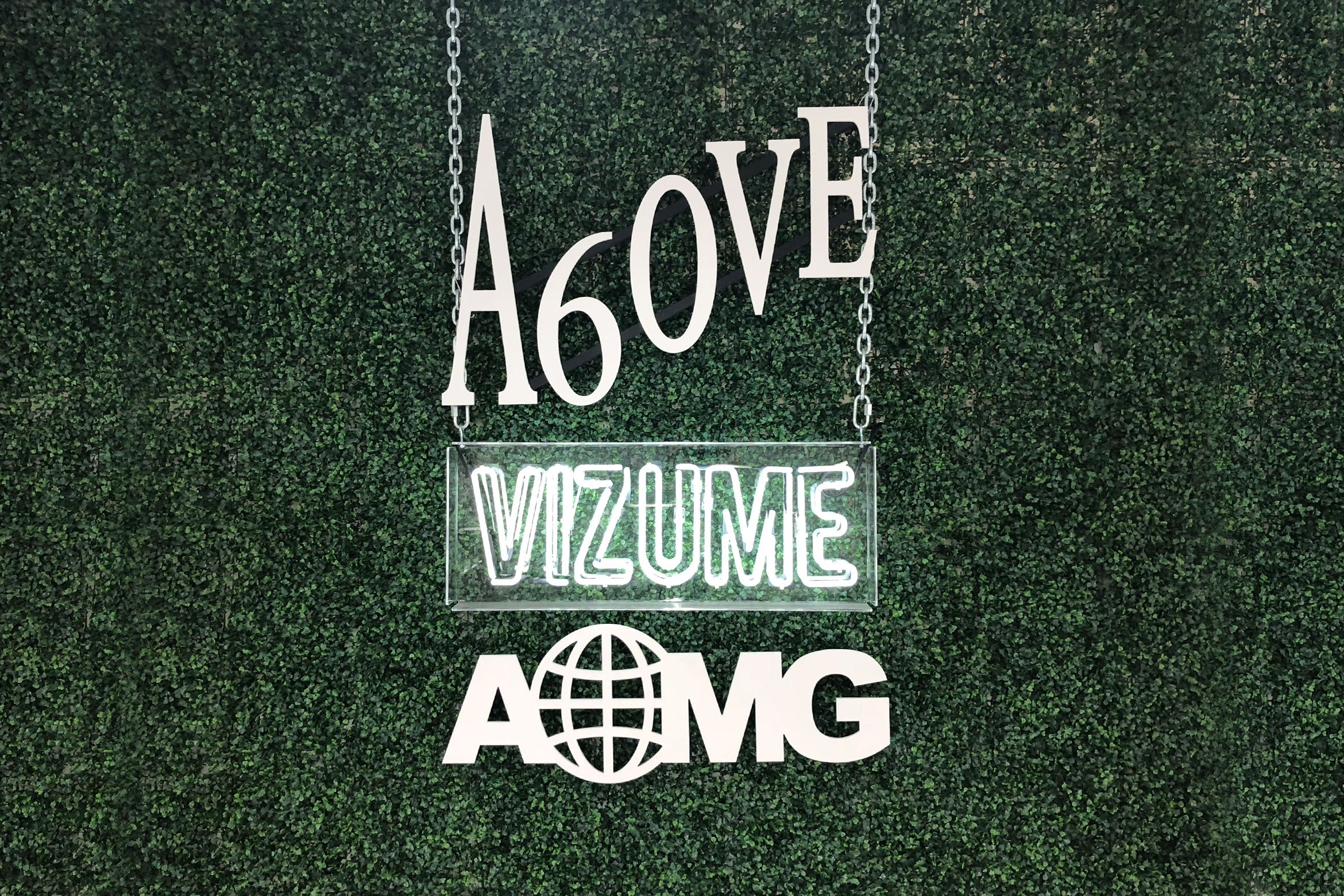 A6ove/AOMG Popup Shop at Vizume