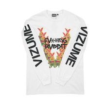 Load image into Gallery viewer, Vizume Gummo Longsleeve Tee - White