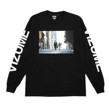 Load image into Gallery viewer, Vizume Professional Longsleeve Tee - Black