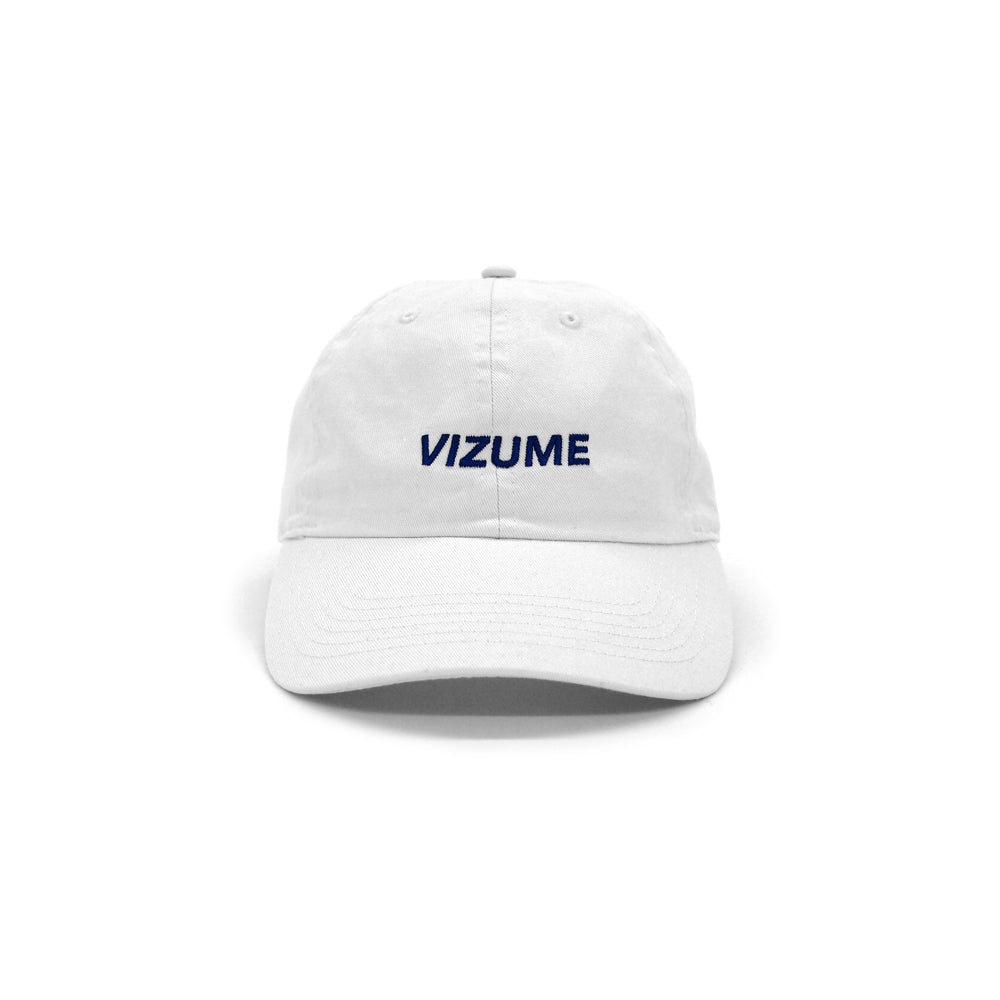 Modern Cap - White/Royal