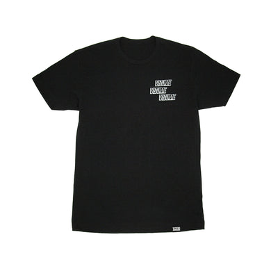 On Repeat Tee - Black