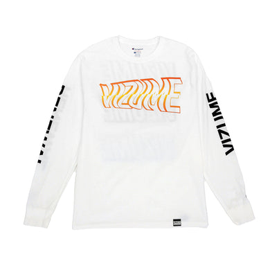 Renewal Project Collage L/S - White