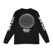 Load image into Gallery viewer, Vizume Restir Globe L/S Tee