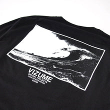 Load image into Gallery viewer, Vizume for Restir Wave L/S Tee