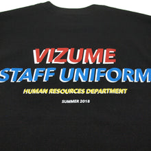Load image into Gallery viewer, Staff Uniform Tee - Black