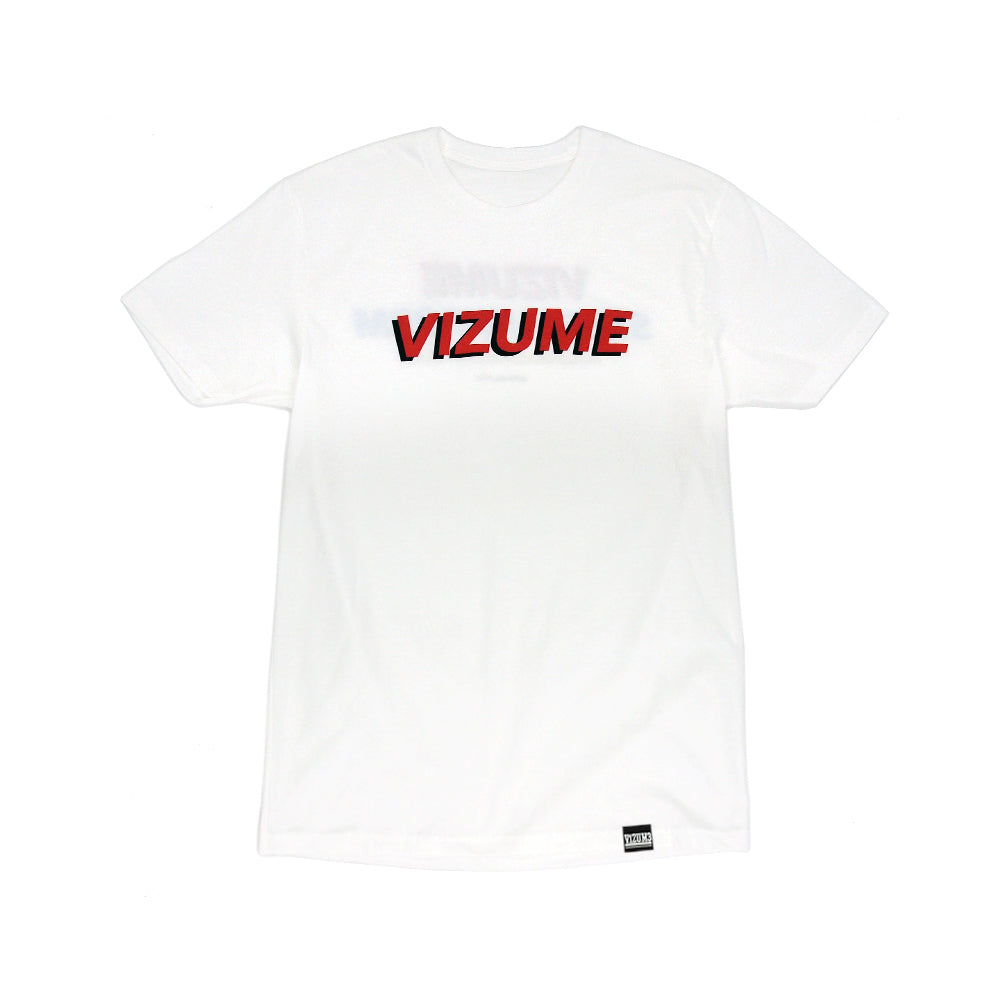 Staff Uniform Tee - White