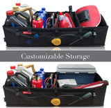 Collapsible Trunk Organizer for SUV Car, Truck, Auto, Minivan - INNO STAGE