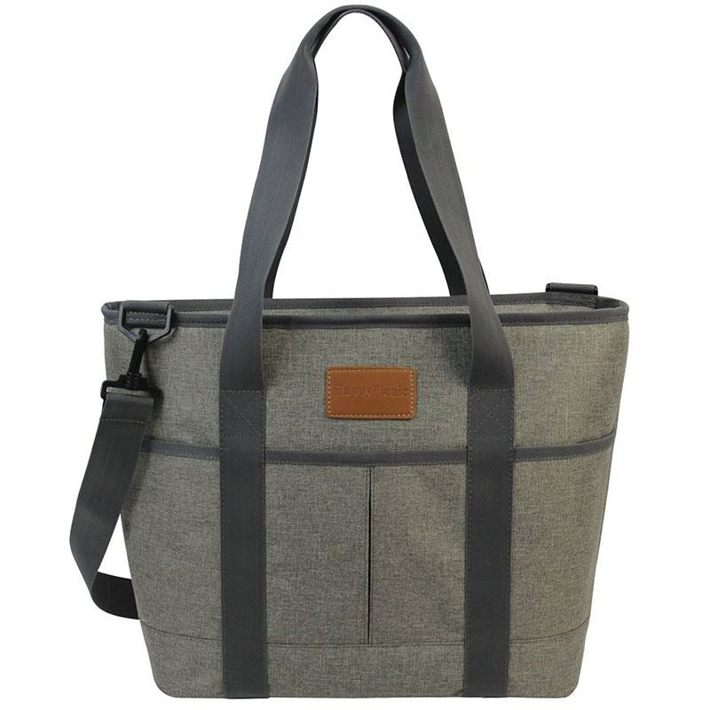 25CAN/16L Large Waterproof Insulated Tote Lunch Bag Khaki - INNO STAGE