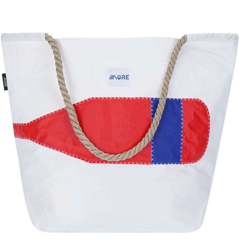 1MORE Large Shopping Tote Beach Canvas Bags - INNO STAGE