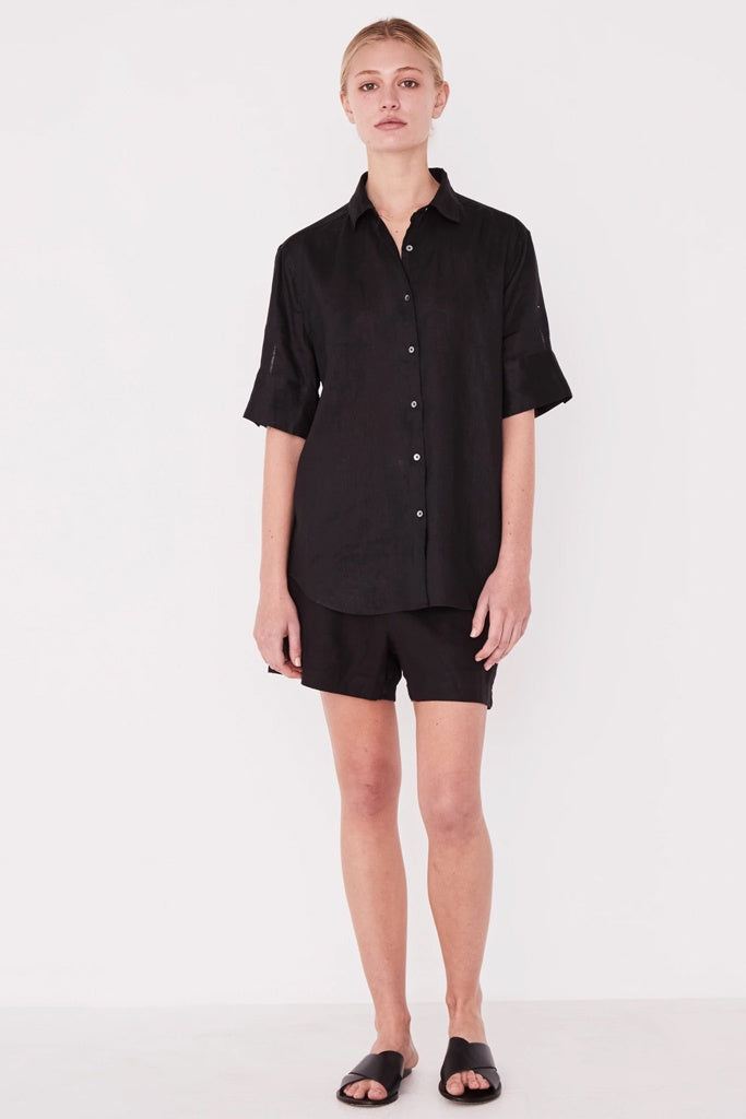 Assembly S/S Shirt Black