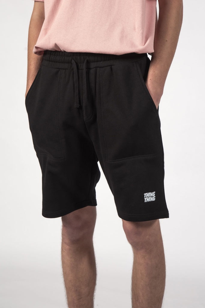 Thing Thing Vex Track Short Black