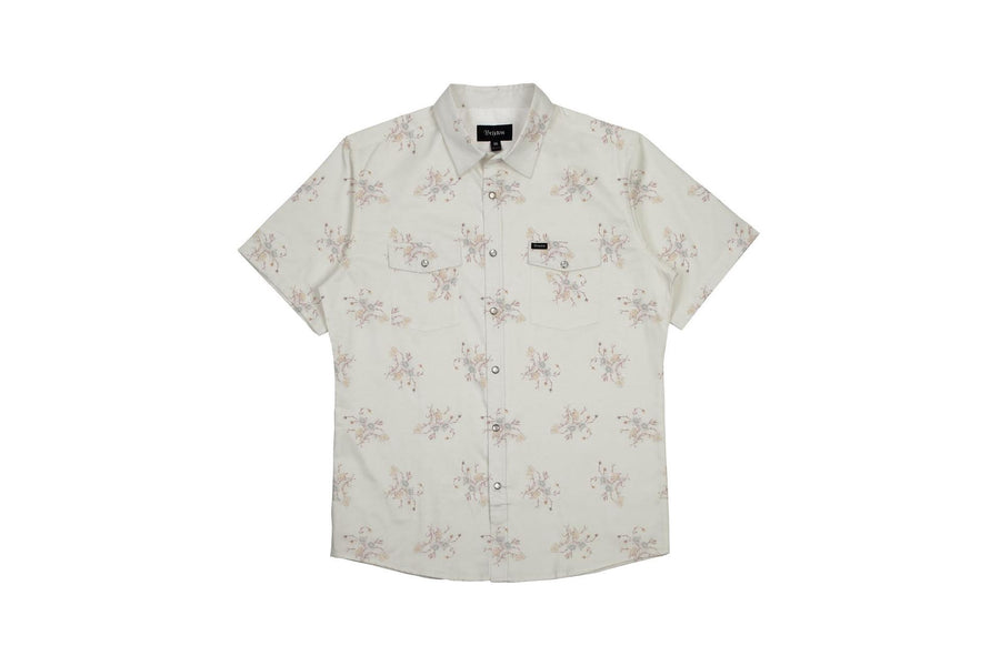 Get the latest Brixton Wayne SS Woven Shirt online at Roar Streetwear NZ. Free deliveries on orders over $100 stores at Whitianga, Whangamata, and Waihi Beach