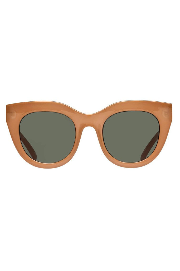 Le Specs Air Heart Caramel