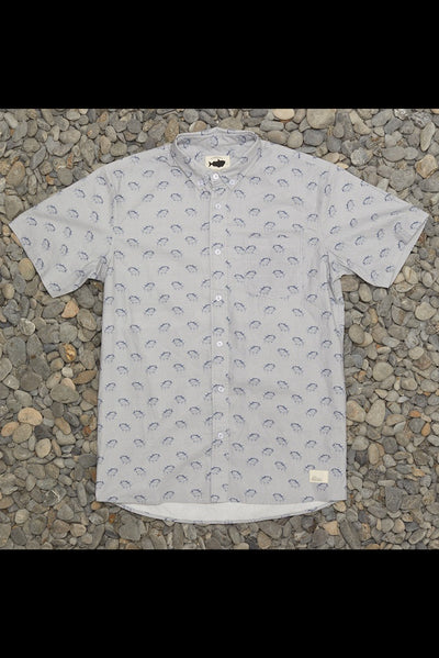 Just Another Fisherman Tuna Shirt Grey2