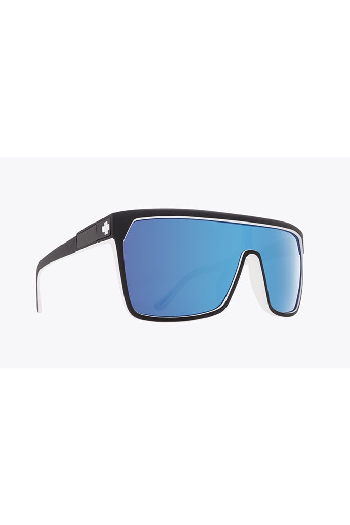 Spy Flynn Whitewall/ Happy Grey Green w/Light Blue Spec