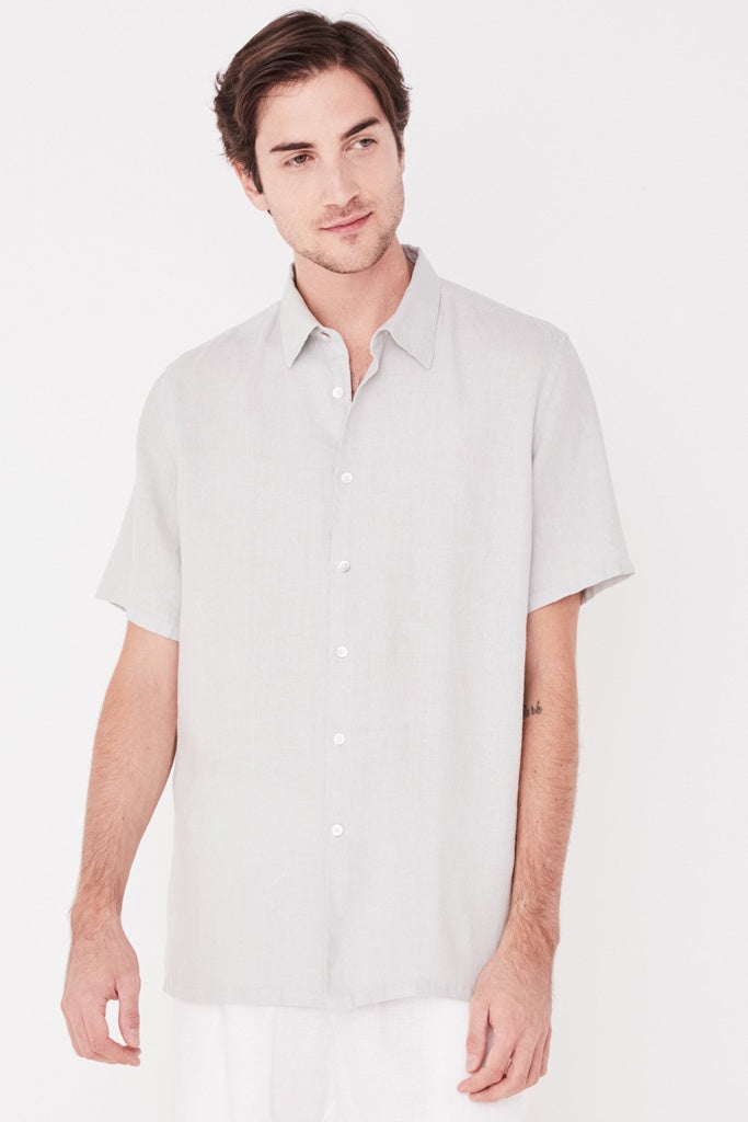 Assembly Casual S/S Shirt Seafoam