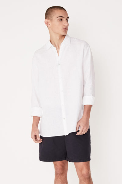 Assembly Casual L/S Shirt White