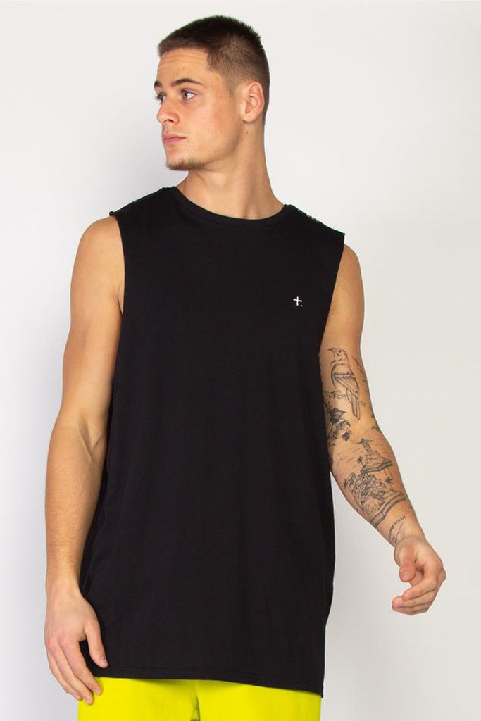 Federation Day Tank Black