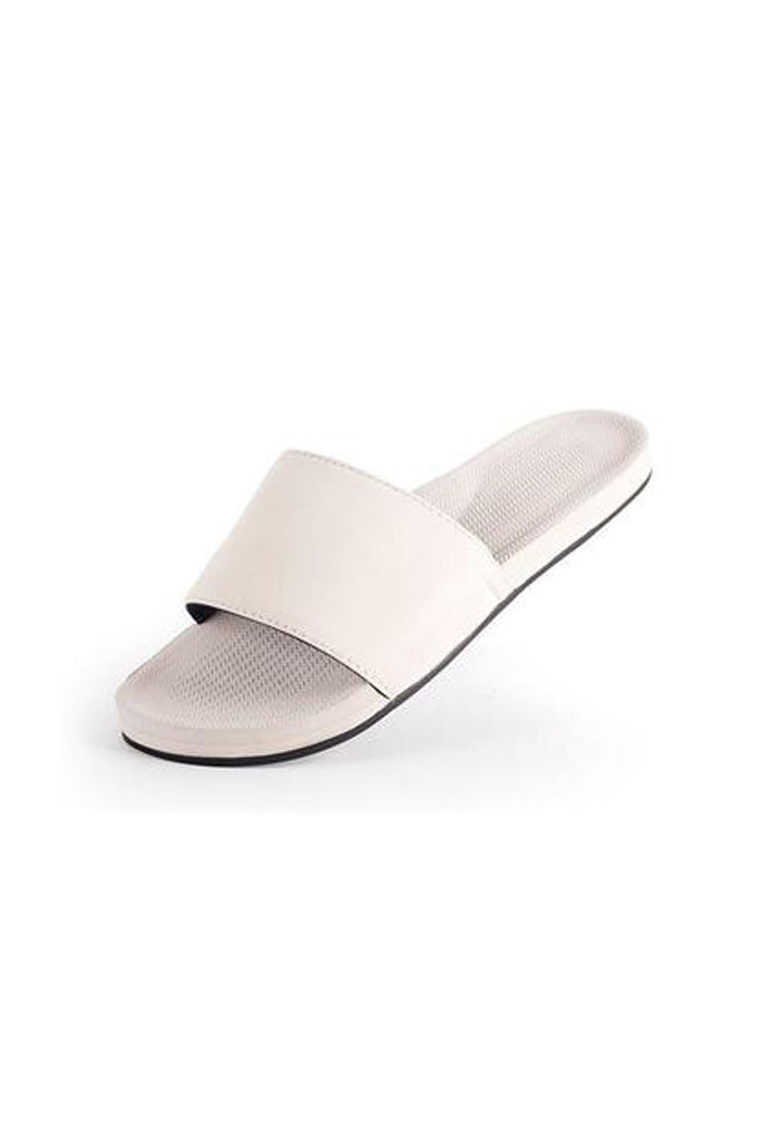 Indosole Womens Essentials Slide Sea Salt
