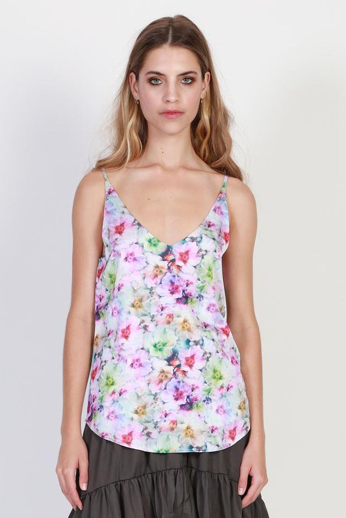 Federation Twice Singlet Floral
