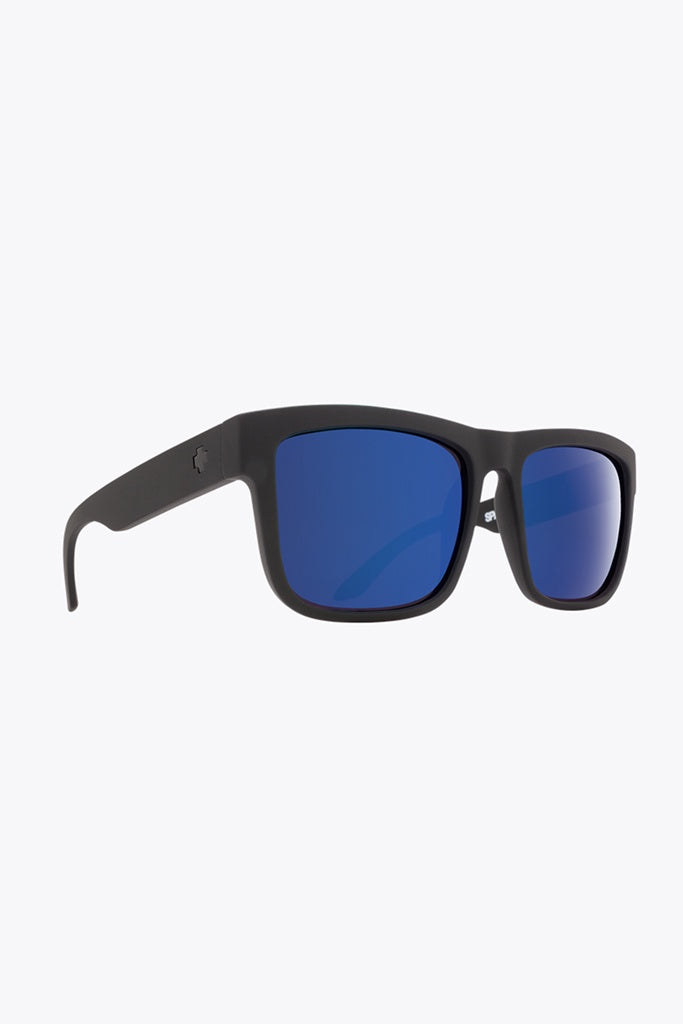 Spy Discord Matte Black Happy Polar Bronze Blue Spec