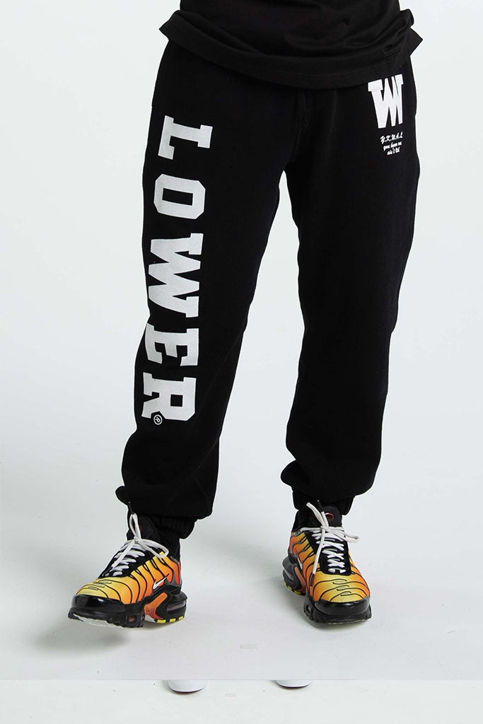 Lower Heavyweight Trackpants UNISEX Berkley BLK