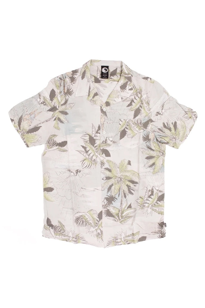 T&C Lost Islands S/S Shirt Multi