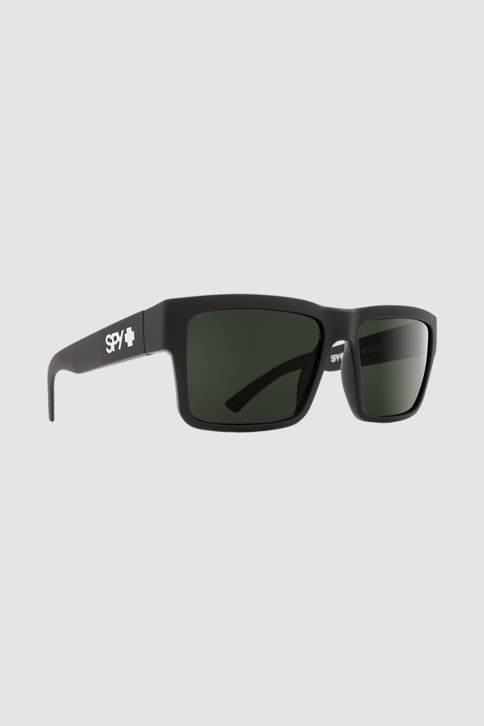 Spy Montana Soft Matte Black/Happy Grey Green
