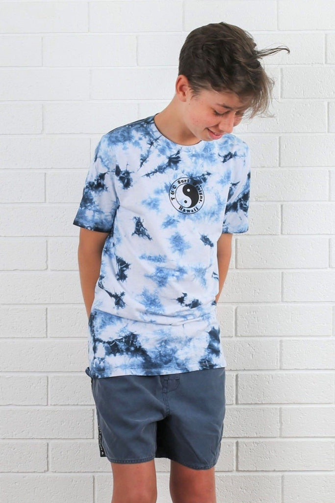 T&C Youth OG CF Tie Dye Navy
