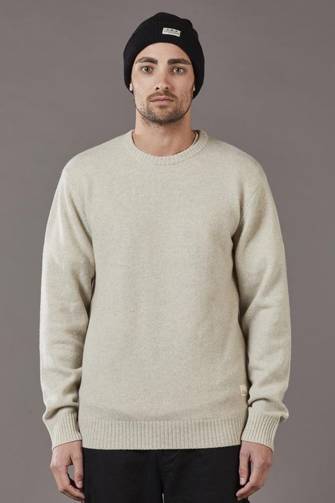 Just Another Fisherman Merino Sea Crew Natural