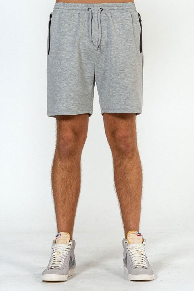 ilabb Shadow Shorts Grey Marle