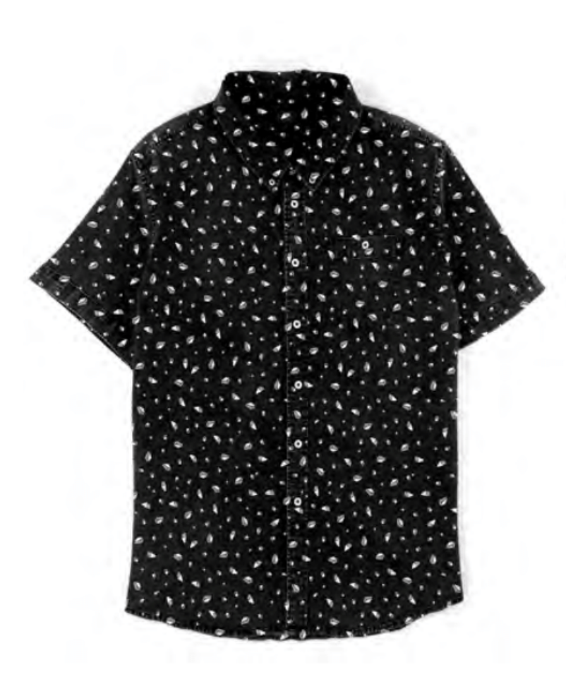 Santa Cruz Youth Boom Shirt Black