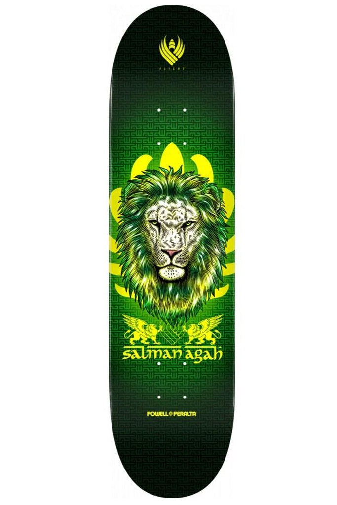 Powell Peralta Agah Lion 2 Flight Deck 8.75''