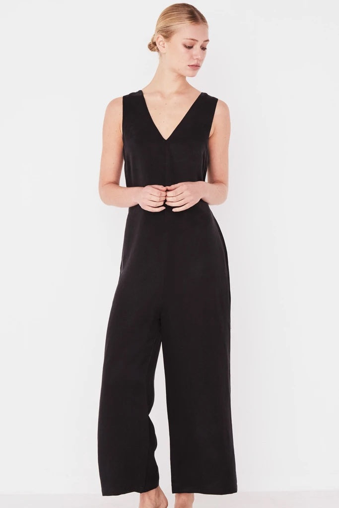 Assembly Column Jumpsuit Black