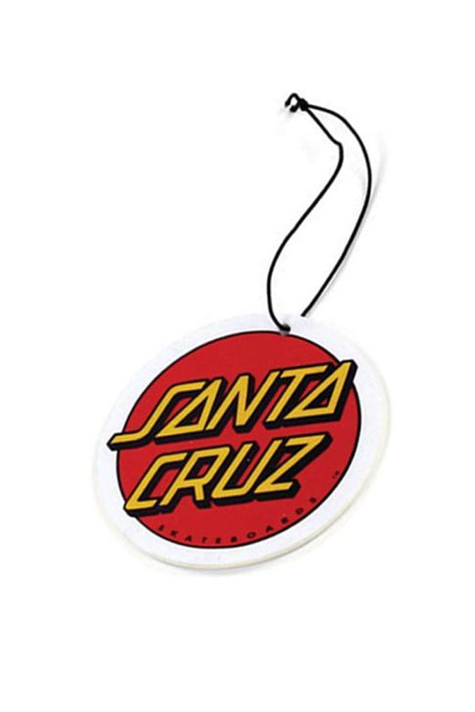 Santa Cruz Air Freshener Big Dot