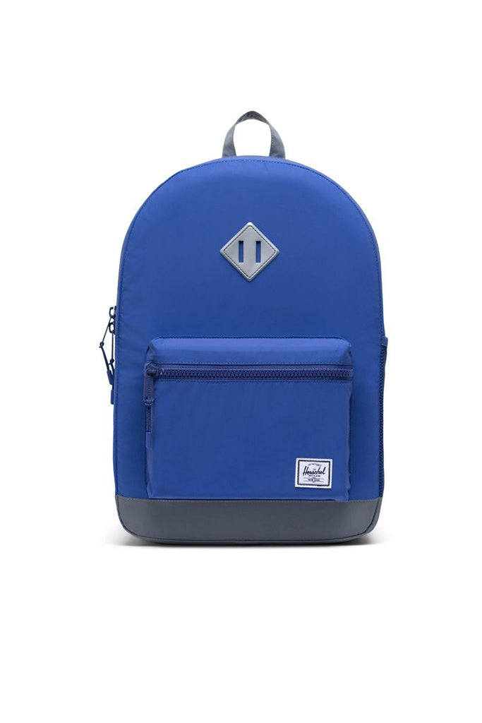 Herschel Heritage Youth X Large Blue Silver Refl