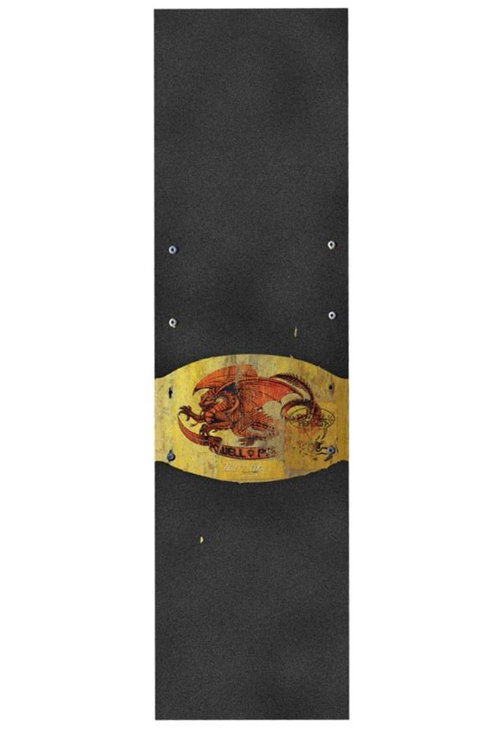 Powell Peralta Oval Dragon 2 Grip Tape 9''