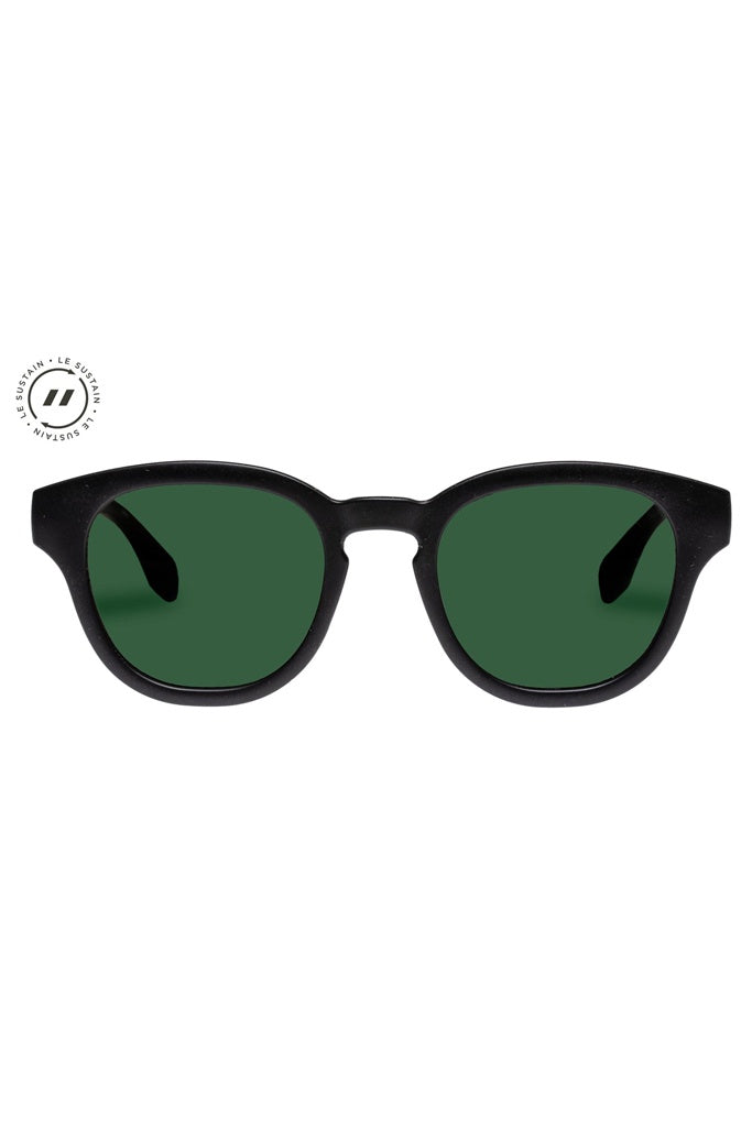 Le Specs Grass Band Black Grass