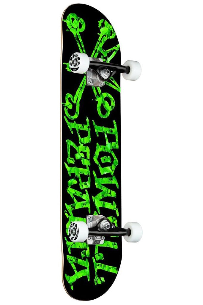 Powell Peralta Vato Rat Leaves Black Complete 7.5""