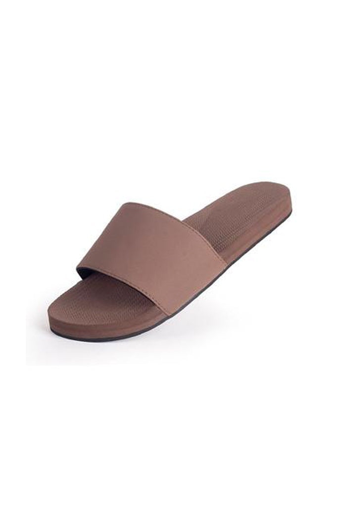Indosole Womens Essentials Slide Soil