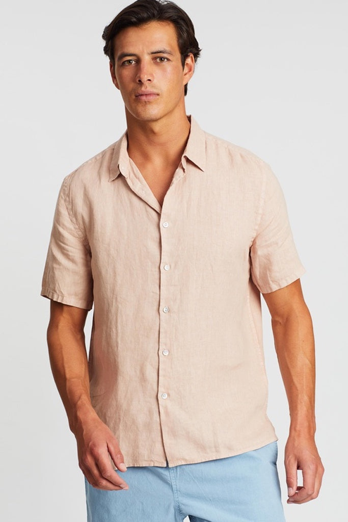 Assembly Casual S/S Shirt Dusk