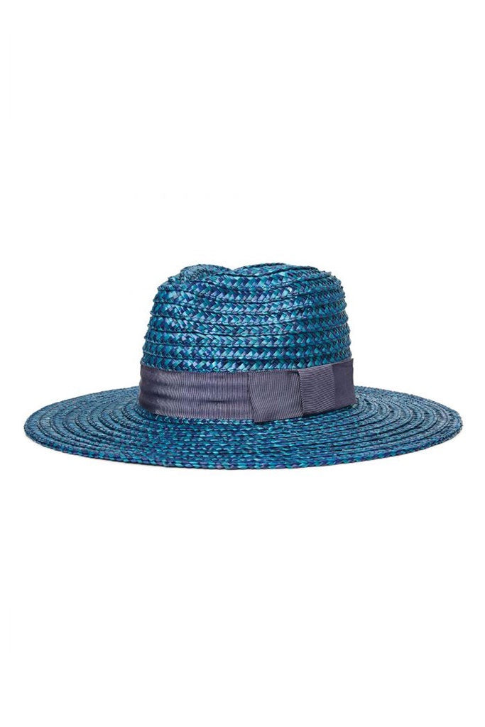Brixton Joanna Hat Twilight Blue Washed Navy