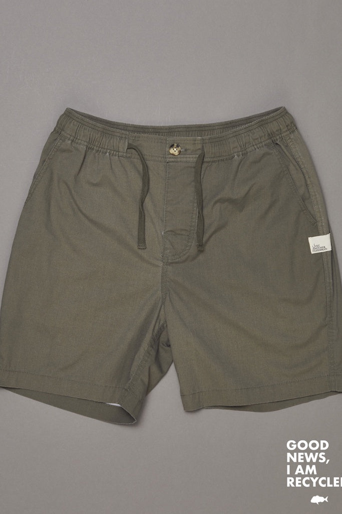 Just Another Fisherman Submersible Walkshorts Olive
