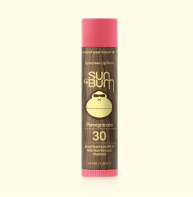 Sun Bum SPF 15 Lip Balm (Pink G/Fruit)