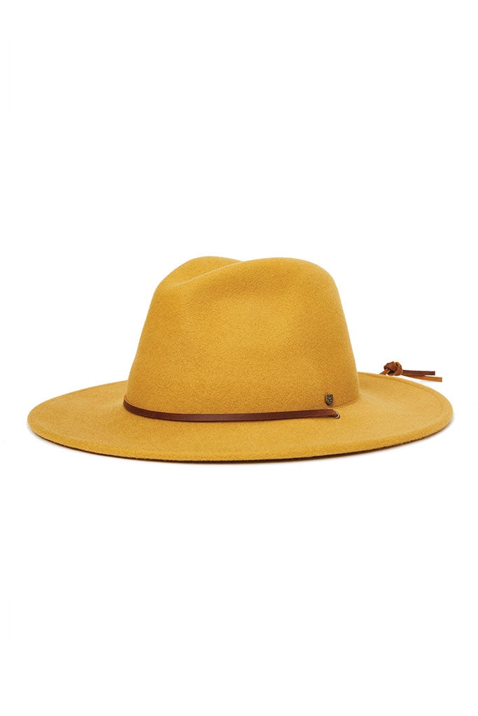 Brixton Field Hat Maize