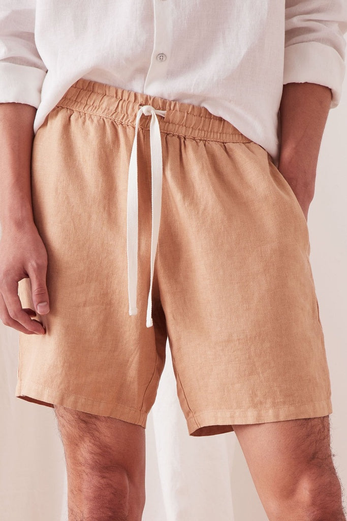 Assembly Transition Short Taupe
