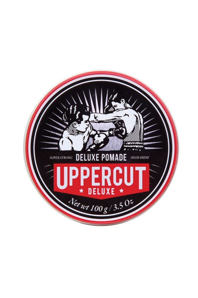 Uppercut Deluxe Deluxe Pomade Super Strong High Shine