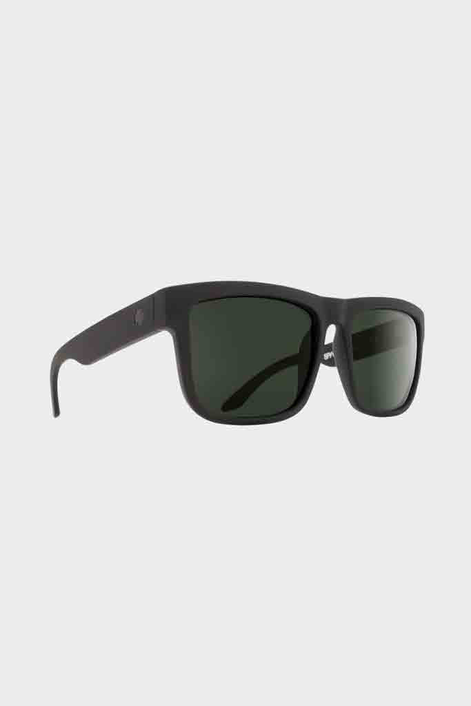 Spy Discord Soft Matte Black/Happy Grey Green
