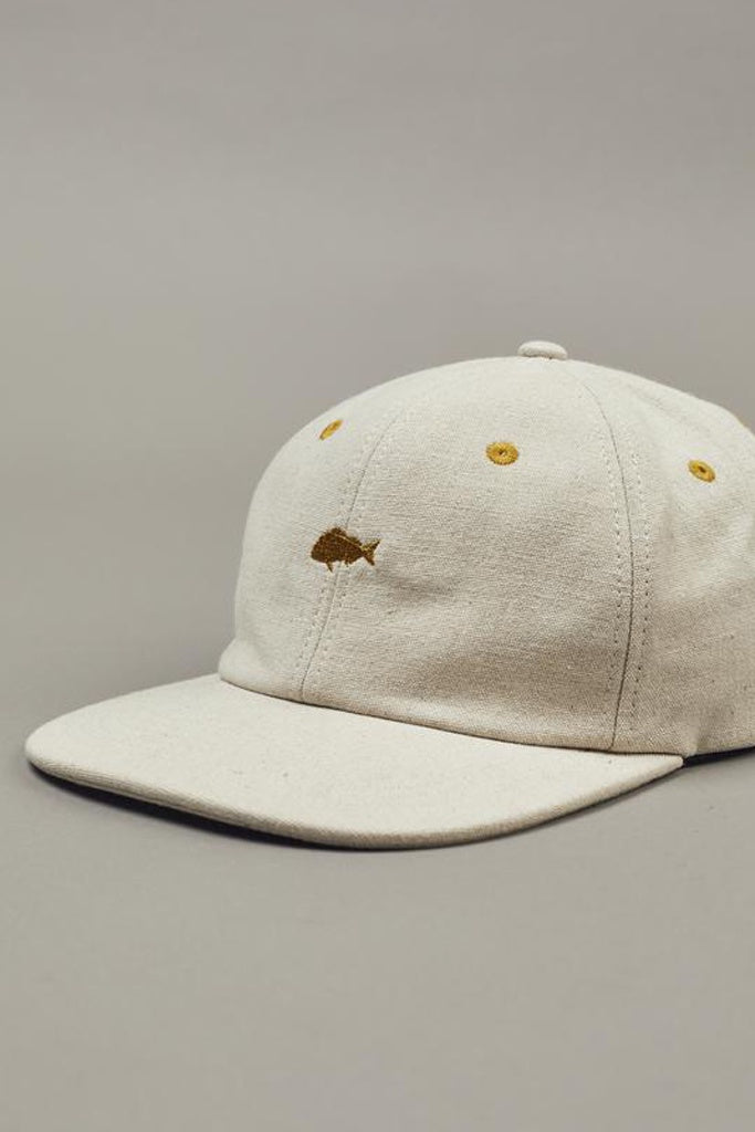 Just Another Fisherman Salty Adventure Cap Natural